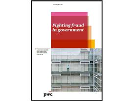 Report Cover (Fighting Fraud in government)