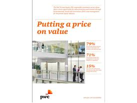 Putting a price on value