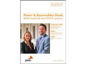 Power and Renewables Deals