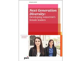 Next Generation Diversity:Developing tomorrow's female leaders