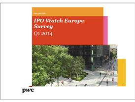 IPO Watch Europe Survey --Q1 2014