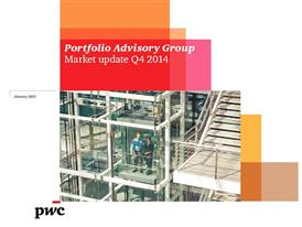 Portfolio Advisory Group -- Market update Q4 2014