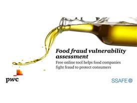 Food fraud vulnerability assessment