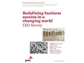 Redefining business success in a changing world