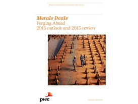 Metals Deals: Forging Ahead