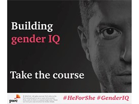 Buiding Gender IQ course