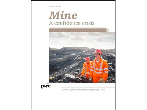 Mine, a confidence crisis