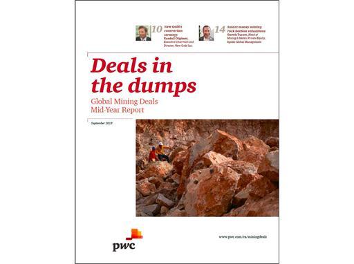 Pwc mining deals report 2018 : Deals steals and glitches