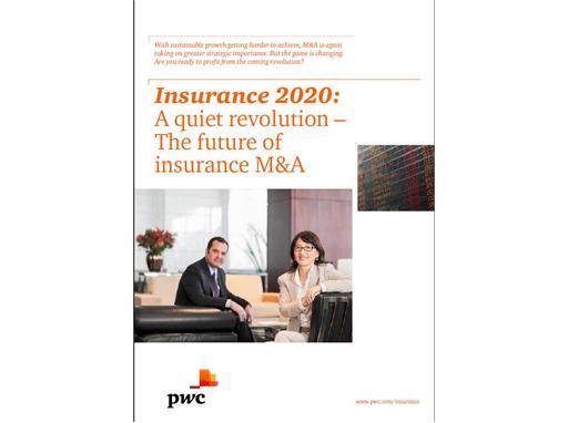 Insurance 2020: A quiet revolution