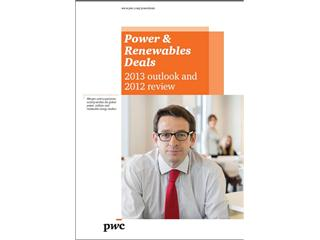 Institutional M&A Investment Share Doubles in Power and Renewable Sector