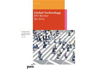 Q2 2014 Strongest Quarter for Global Tech IPOs since 2008