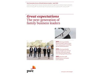 Next Generation of Family Business Leaders Ambitious to Drive Change but Struggle with Getting Their Voices Heard
