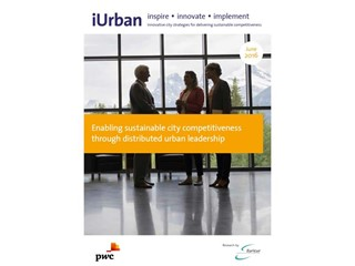 Sustaining a city's competitiveness requires new kind of urban leadership