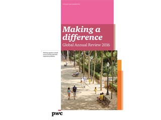 Making a difference -- Global Annual Review 2016