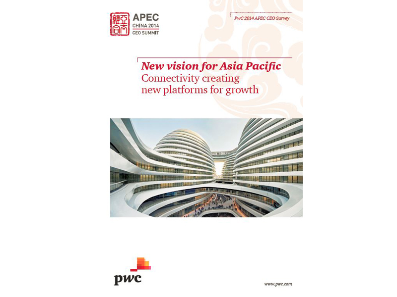 New vision for Asia Pacific cover