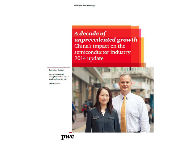 A decade of unprecedented growth: China semiconductor report