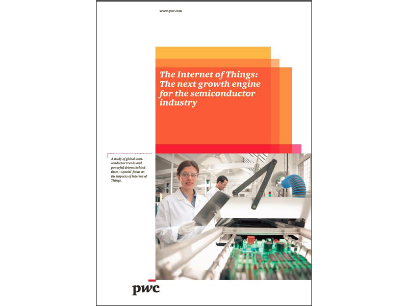 The Internet of Things: The next growth for the semiconductor industry