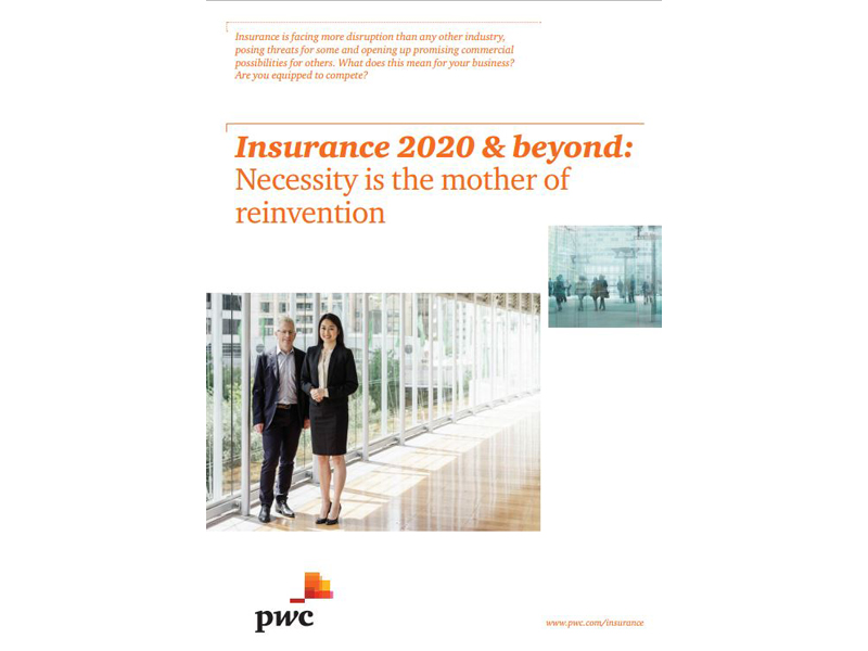 Insurance 2020 and Beyond