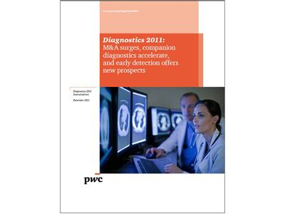 M&A surges, companion diagnostics accelerates, and early detection offers new prospects, says PwC