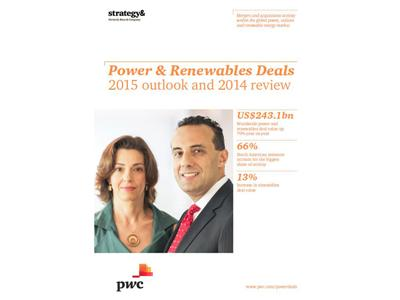 Power and renewables deals hit a new high for the decade