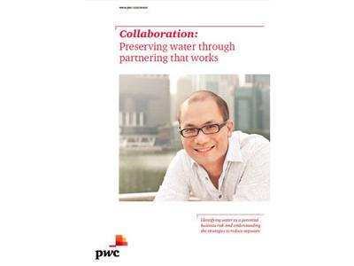 Troubled waters: water presents high risk to business, warns PwC