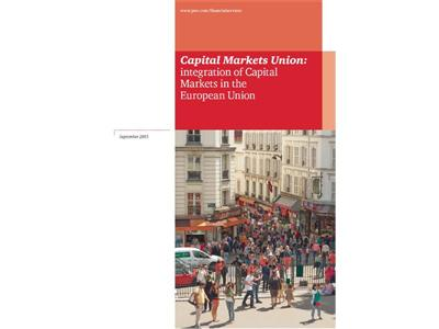 Increasing cross-border flows is key test for EU's Capital Markets Union policy, says PwC