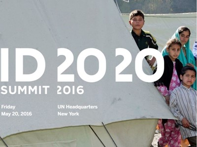 ID2020 to kick start digital identity summit at UN with PwC support.