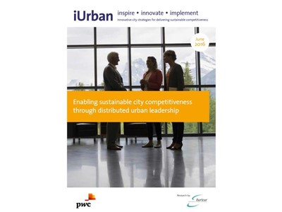 Enabling sustainable city competitiveness through distributed urban leadership