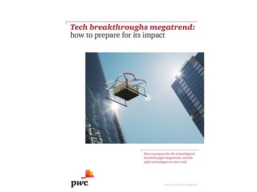Tech breakthrough megatrend: how to prepare for its impact