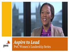 PwC Kicks Off Aspire to Lead: The PwC Women's Leadership Series