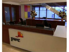 PwC Logos from Headquarters