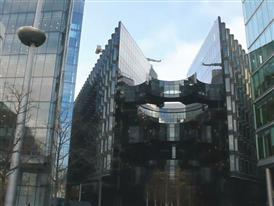 PwC Headquarters in London - Interior views