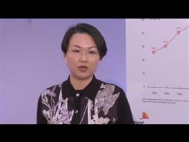 Cassie Wong PwC Asia-Pacific Tax Leader