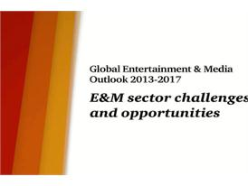 E&M sector challenges and opportunities