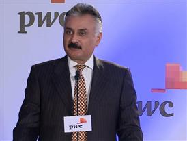 Deepak Kapoor, Chairman, PwC India