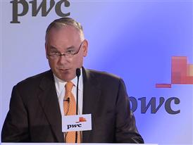 Dennis Nally, Chairman, PricewaterhouseCoopers International Ltd