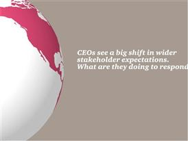 3. CEOs see a big shift in wider stakeholder expectations. What they doing to respond?