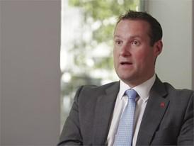Craig Donaldson, CEO Metro Bank, United Kingdom
