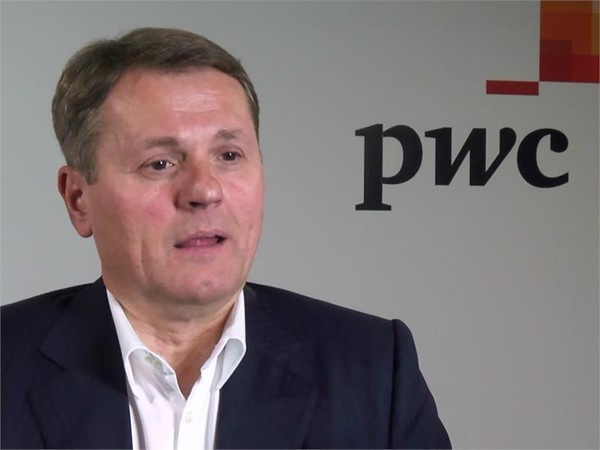 Norbert Winkeljohann, PwC Germany Senior Partner  (German)