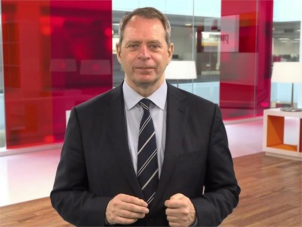 Kevin Ellis, Senior Partner and Chairman of PwC United Kingdom