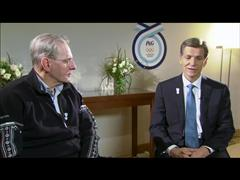 Procter & Gamble and the IOC Launch Next Phase of London 2012 Olympic Sponsorship - Interviews