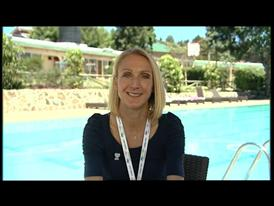 Paula Radcliffe, world marathon record holder