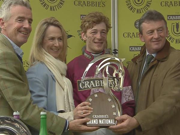 2016 Crabbie's Grand National