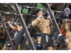 """FITTEST MAN ON EARTH"" RICH FRONING SIGNS LANDMARK CONTRACT WITH REEBOK"