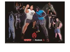 「リーボック × キン肉マン」の強力タッグが実現 肉体のたゆまぬ鍛錬をサポートするコラボレーション商品が誕生 2017年5月12日(金)から発売開始