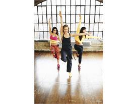 Reebok FW13 Lookbook - Dance 1