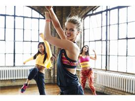 Reebok FW13 Lookbook - Dance 7