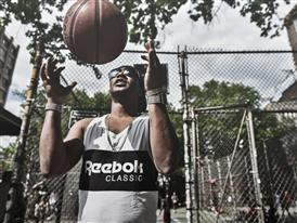 Cam'ron Hits the Blacktop in NYC 5
