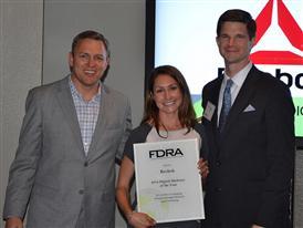 FDRA Award Reebok
