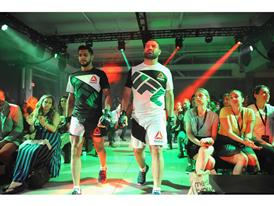Launch of the Reebok UFC Fight Kit 2